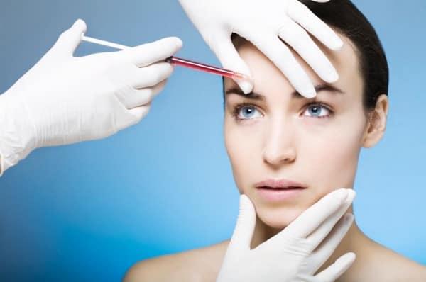 Мезотерапия кожи лица