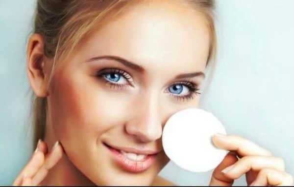Как пользоваться водой для снятия макияжа