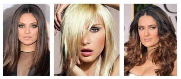 Тонирование на светлые волосы
