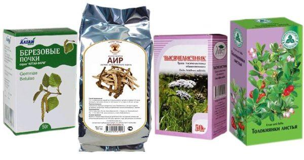 Лечение простатита травами эффективные рецепты