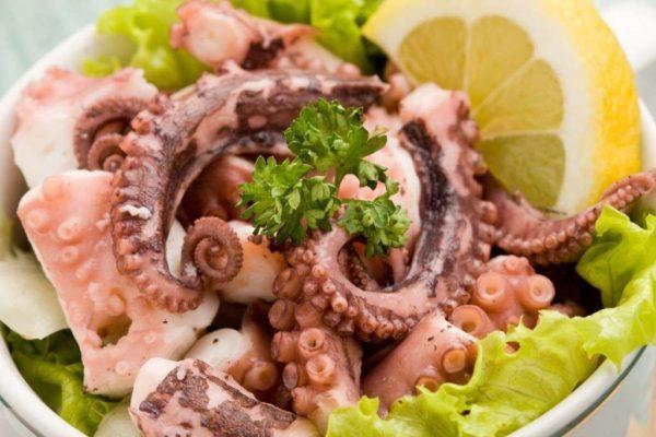 Как приготовить осьминога мягким и сочным