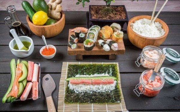 Как приготовить суши в домашних условиях: пошаговый рецепт с фото и видео