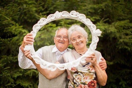 Золотая свадьба - сколько лет вместе