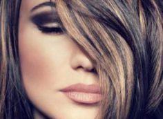 Мелирование на темные волосы дома: длинные или короткие. Виды и варианты домашнего мелирования