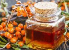 Облепиховое масло: лечебные свойства и противопоказания