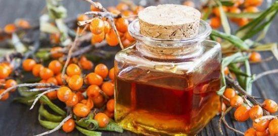 Облепиховое масло для внутреннего применения