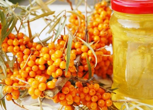 Облепиховое масло: лечебные свойства и для насморка