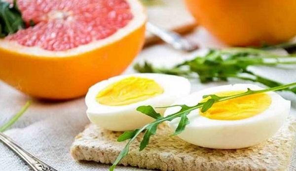как правильно варить яйца для диеты
