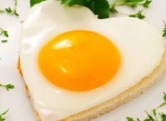 Яичная диета на 4 недели: меню на каждый день в таблице