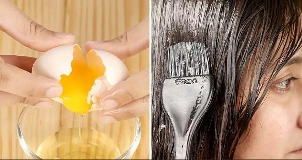 Восстанавливающие маски для волос: рецепты с яйцом