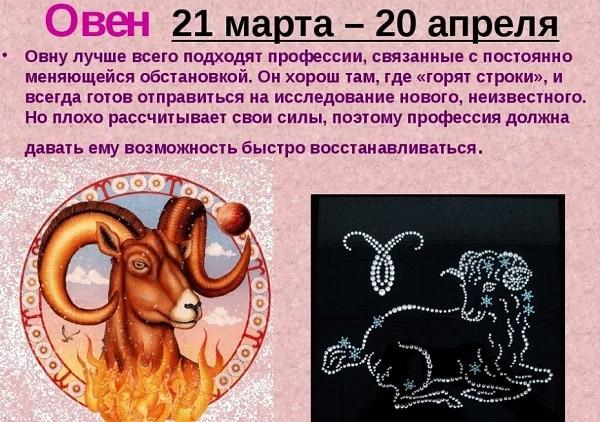 характеристика знака зодиака, мужчины и женщины