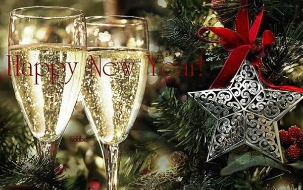 Поздравления с Новым годом короткие в прозе