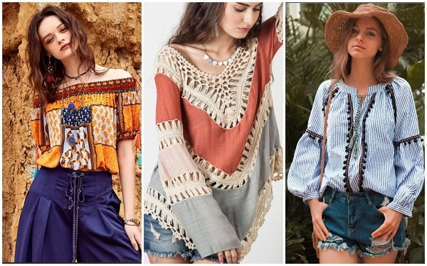 Модные блузки - тренды 2021